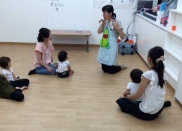 ベビーサイン教室