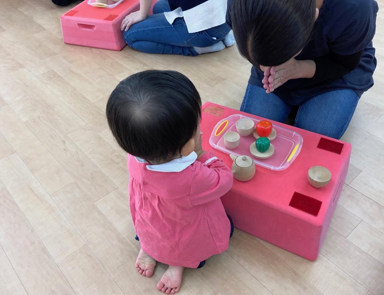 クボタメソッド 赤ちゃんクラス